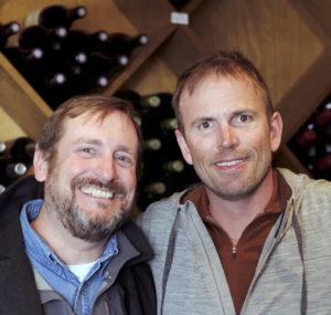David O'Connor and Porter Elliot